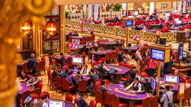 Aliran Dana Untuk Pusat Perjudian Casino Macau Dihentikan China