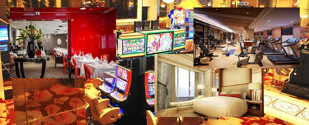 Mengejutkan! Fasilitas Di Casino Ternyata Sangat Lengkap