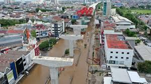 Kerugian Banjir di Jakarta diperkirakan melebihi Rp10 triliun