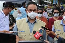 Pernyataan Anies Baswedan Usai Jakarta Kebanjiran