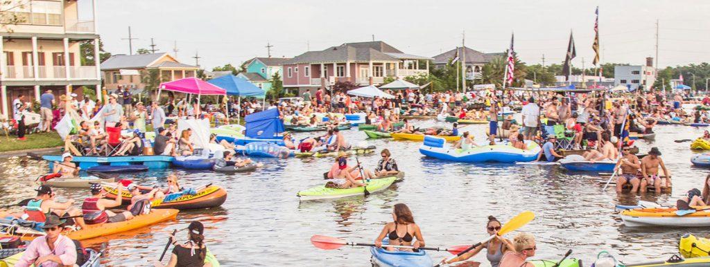 Festival Bayou Boogalo Untuk Kesenangan Keluarga di New Orleans