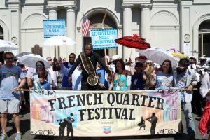Festival French Quarter di New Orleans