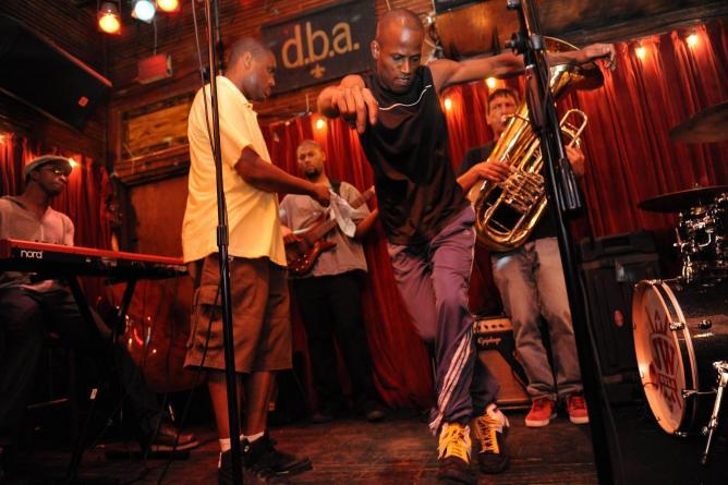 Menikmati Festival Warisan Dan Jazz New Orleans