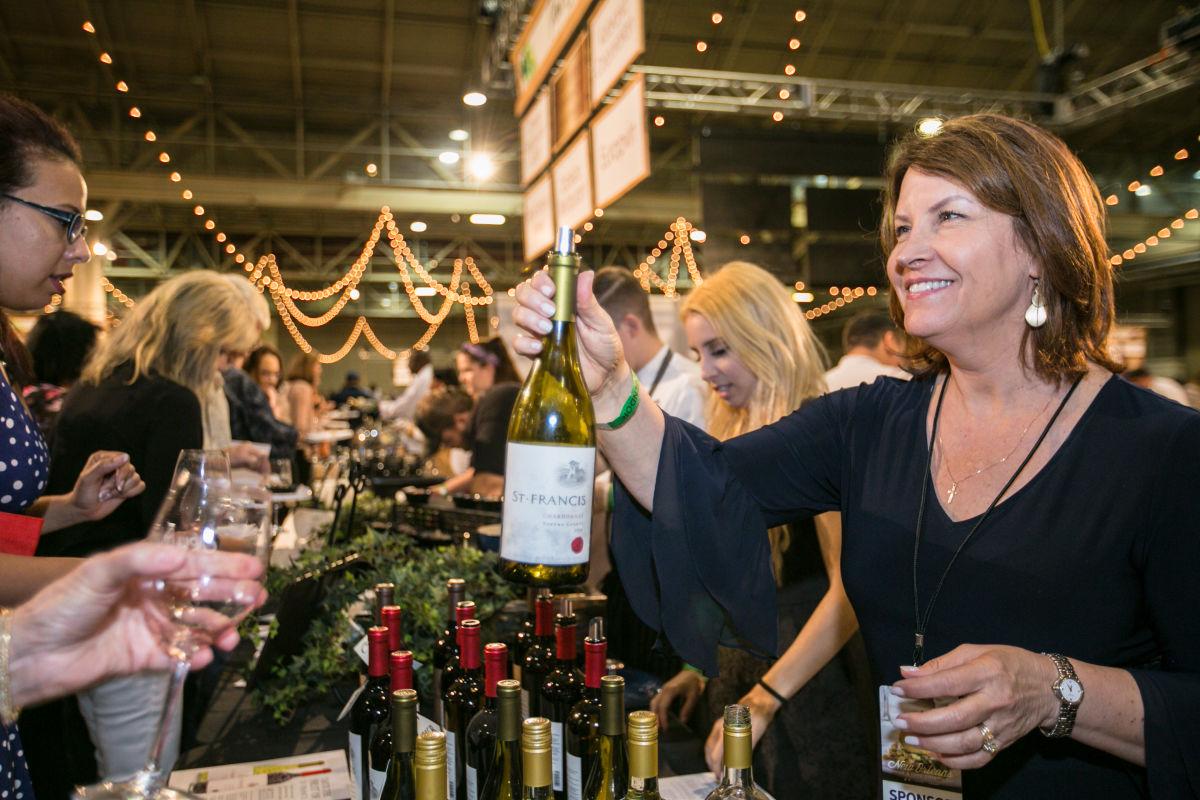 Acara Utama Wine & Food Experience Di New Orleans