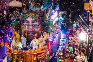Menikmati Festival Seni Di New Orleans