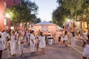 Whitney White Linen Night: Acara Musim Panas Paling Bergaya di New Orleans
